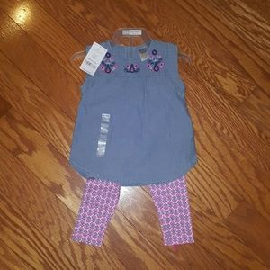 NWT--Carter's 12M 2 PIECE Set
